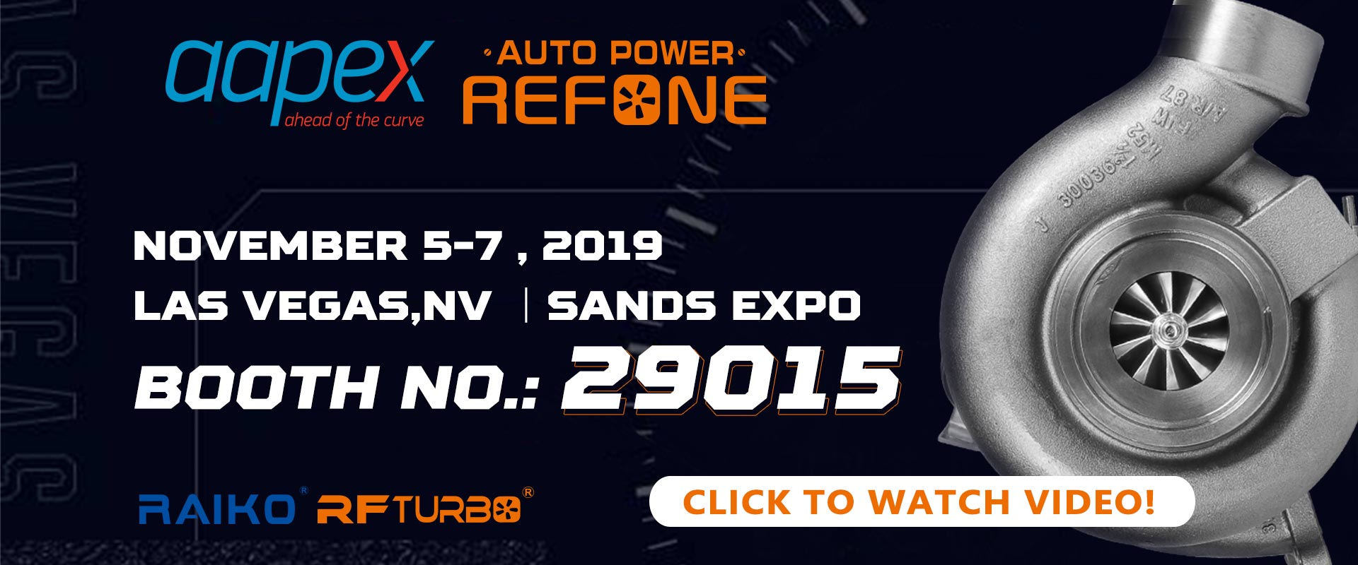 Refone will attend AAPEX Las Vegas
